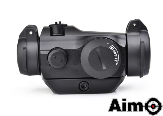 aim-O AIM-O T2 Red Dot With QD Mount & Low Mount Black