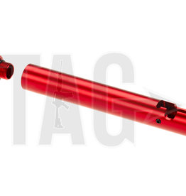Laylax Hi-Capa D.O.R. Fixed Two Way Outer Barrel Red
