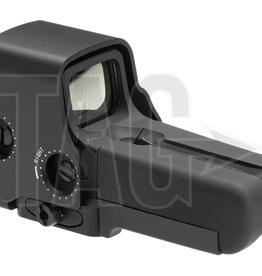 aim-O 558 red dot scope graphic sight - black
