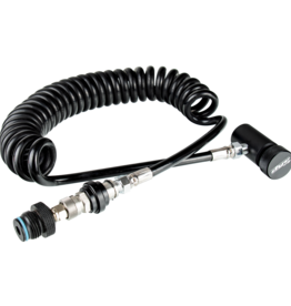 Dye LT Remote hose, mamba with bleeder