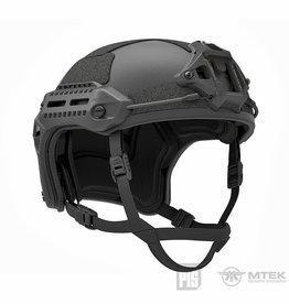 PTS MTEK - FLUX Helmet Black