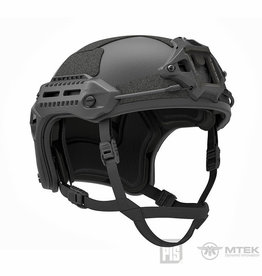 PTS PTS MTEK - FLUX Helmet Black