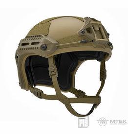 PTS MTEK - FLUX Helmet TAN