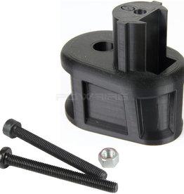 Camaleon Dropstock evo black for M4 AEG Black