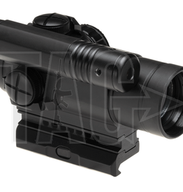 aim-O M4 Red Dot with Laser black