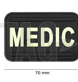 JTG Medic Rubber Patch  JTG
