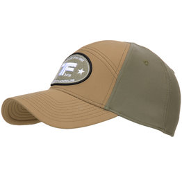 TF2215 TF-2215 Baseball cap flex two-tone Coyote