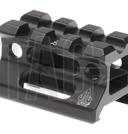 Leapers Universal Super Slim Riser Mount 3 Slot 0.75'