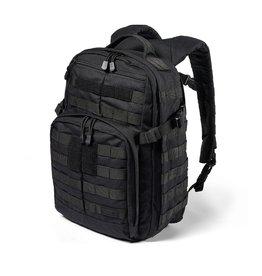 5.11 Tactical RUSH12 2.0 Rugzak (24L) Zwart
