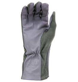 Fostex Pilot gloves green