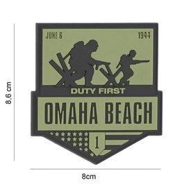 3D PVC Omaha Beach #7122