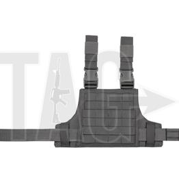 Invader Gear Mk.II Molle Leg Platform  WOLF GREY