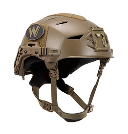 Team Wendy Copy of EXFIL® LTP Helmet, Coyote Brown M/L of L/XL