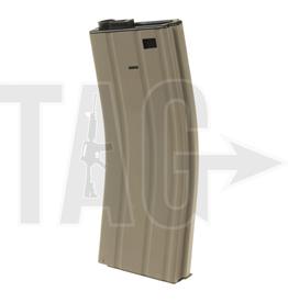 battle Axe Flash Magazin M4 TAN Hicap 480rds