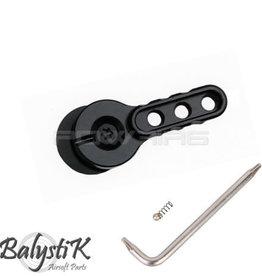 Balystik Balystik CNC firing selector for M4 AEG (Black)