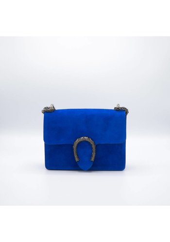 Central suède -  Crossbody bag