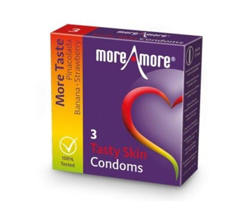 Tasty Skin condooms