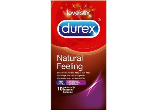 Durex Natural Feeling condooms