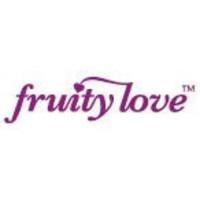 FruityLove glijmiddel op waterbasis met Champagne aardbeismaakj