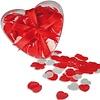 Bad confetti in hartvorm