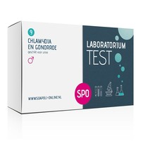 Chlamydia en Gonorroe test - professionele laboratorium test