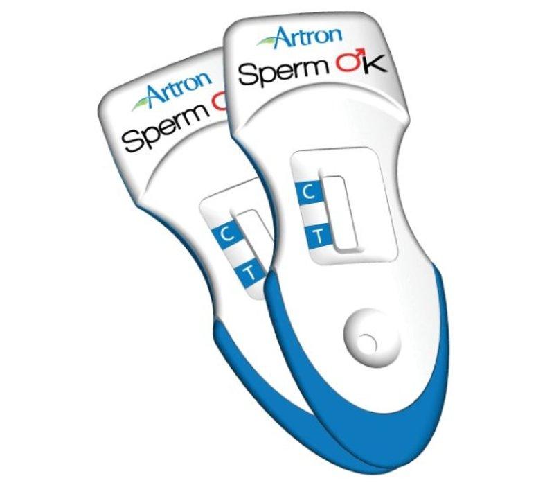 Sperm OK - Vruchtbaarheidstest man - Spermatest
