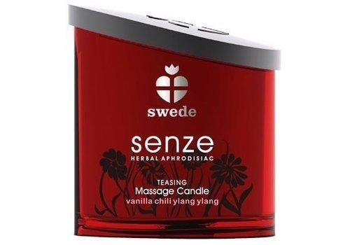 Swede Massagekaars Senze Teasing