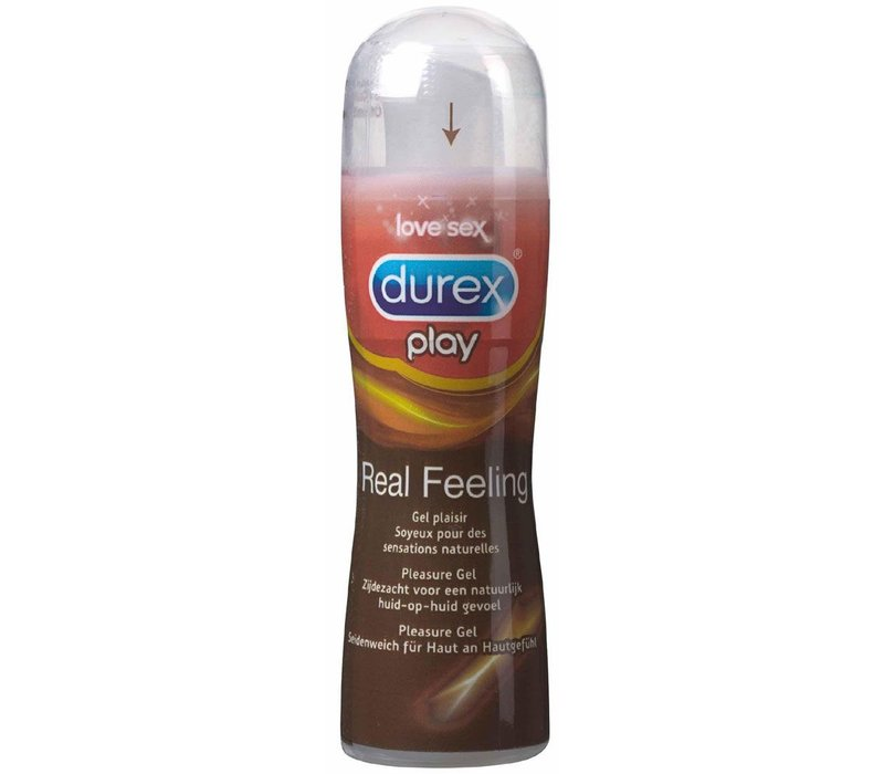 Play Real Feeling glijmiddel 50ml