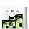 TechnoSex Love Light lichtgevende condooms - grootverpakking 100 stuks
