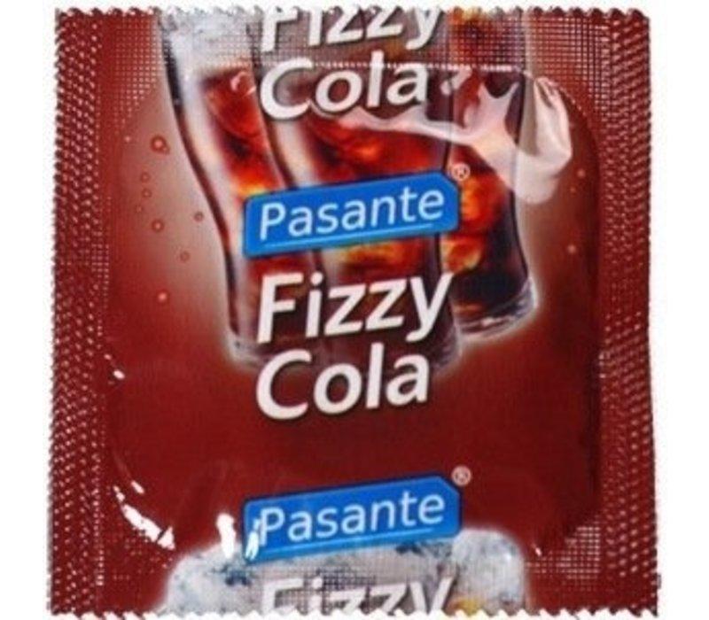 Fizzy Cola condooms met cola-smaak