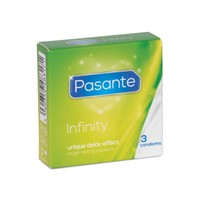 Infinity (Delay) condooms (uitstellen orgasme)