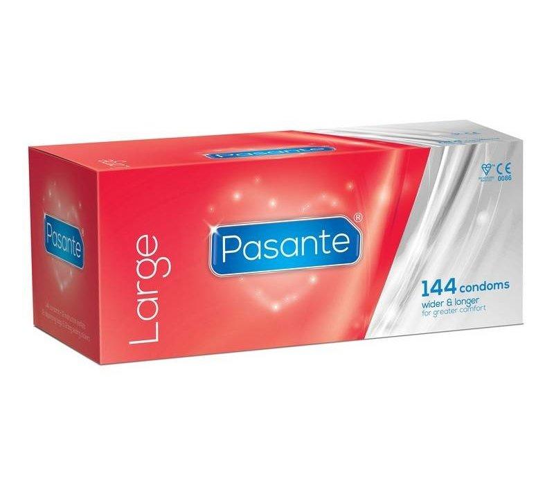 Large condooms