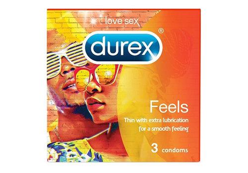 Durex Feels - 3 dunne condooms