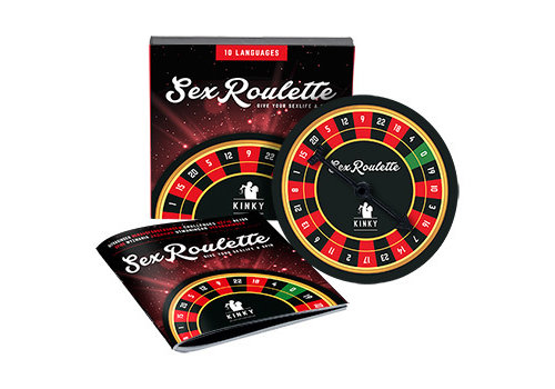 Tease & Please Sex Roulette Kinky