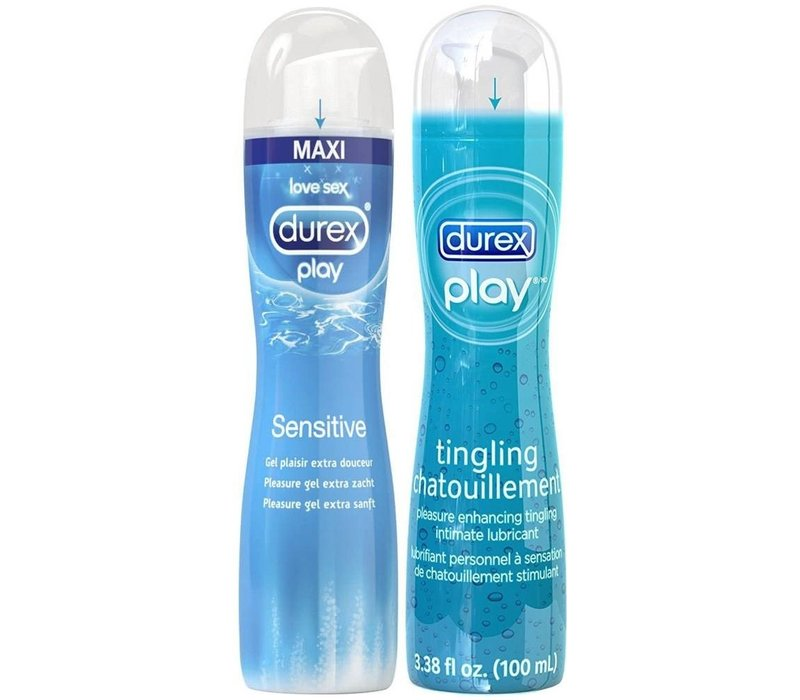 Play 2 x 100ml bundel: Sensitive en Tingle