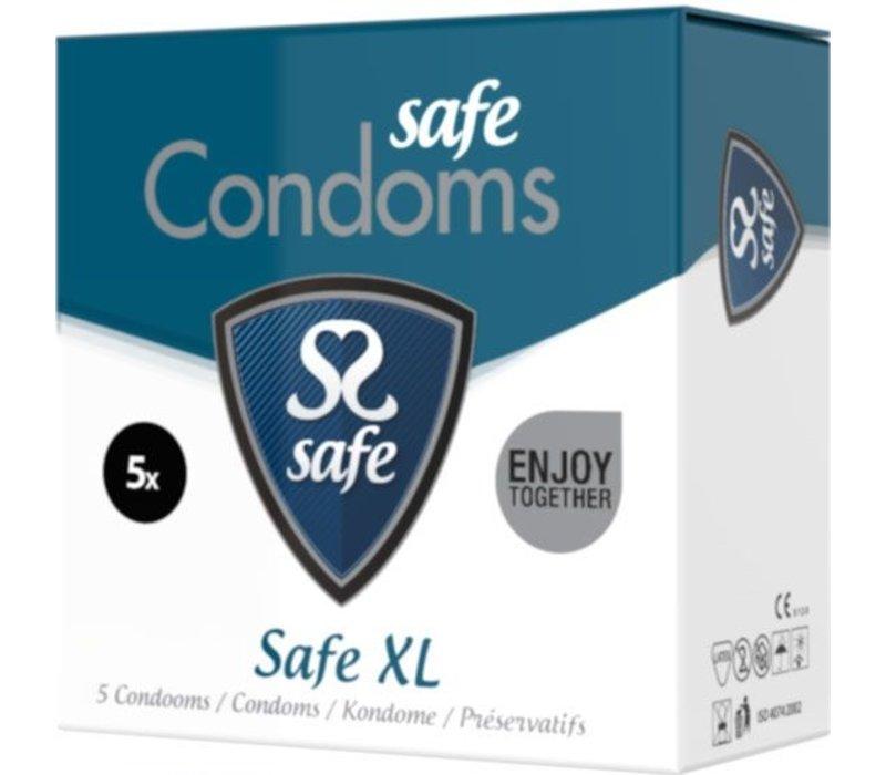 King Size XL condooms - langere condooms