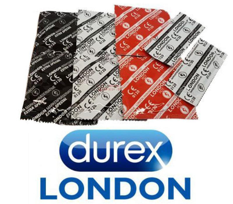 LONDON Probeerpakket 8 condooms