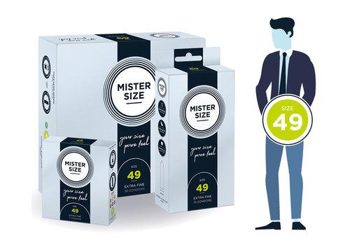 Mister Size 49 - ultra dun