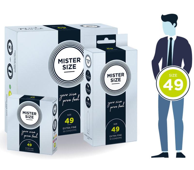 49 - smallere condooms ultradun