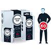 Mister Size 60 - ruimere XL condooms ultradun