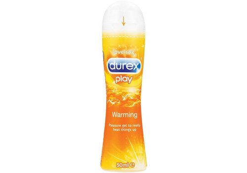 Durex Play Warming glijmiddel