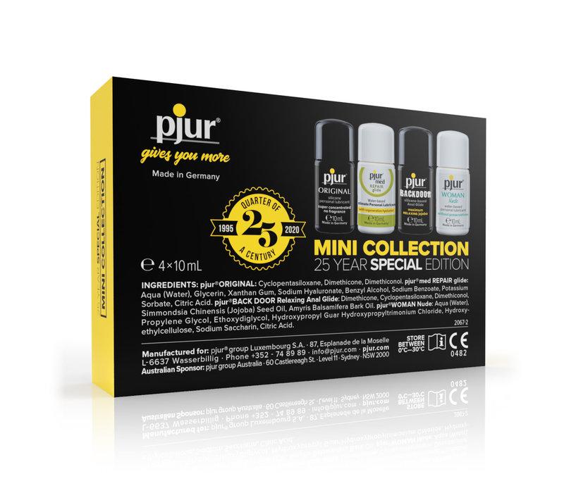 Mini Collection Limited Edition 4x glijmiddel