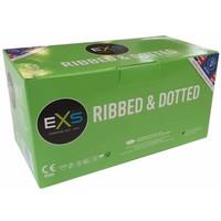 Ribbed, Dotted & Flared condooms - ribbels en nopjes