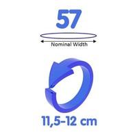 57 - iets ruimere condooms