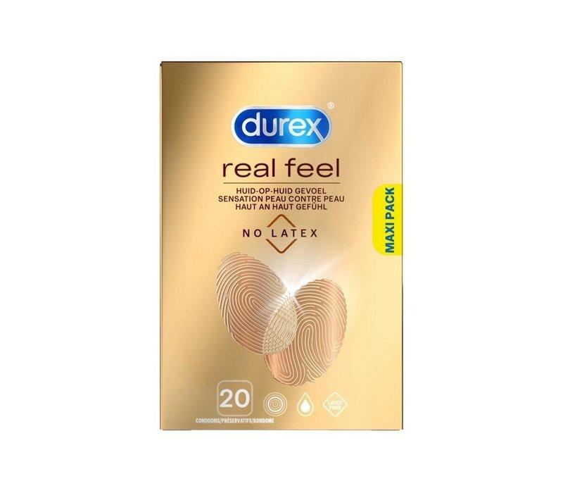 Real Feel (Nude) latexvrije condooms