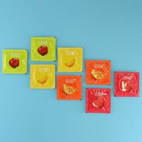 Taste Me  condooms met smaak