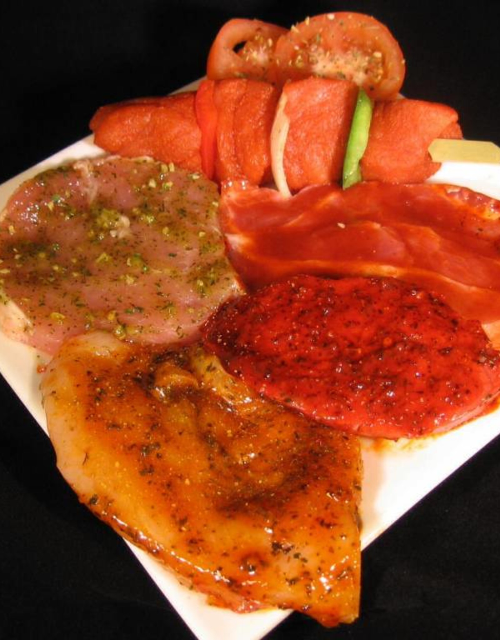 BBQ Pakket Luxe