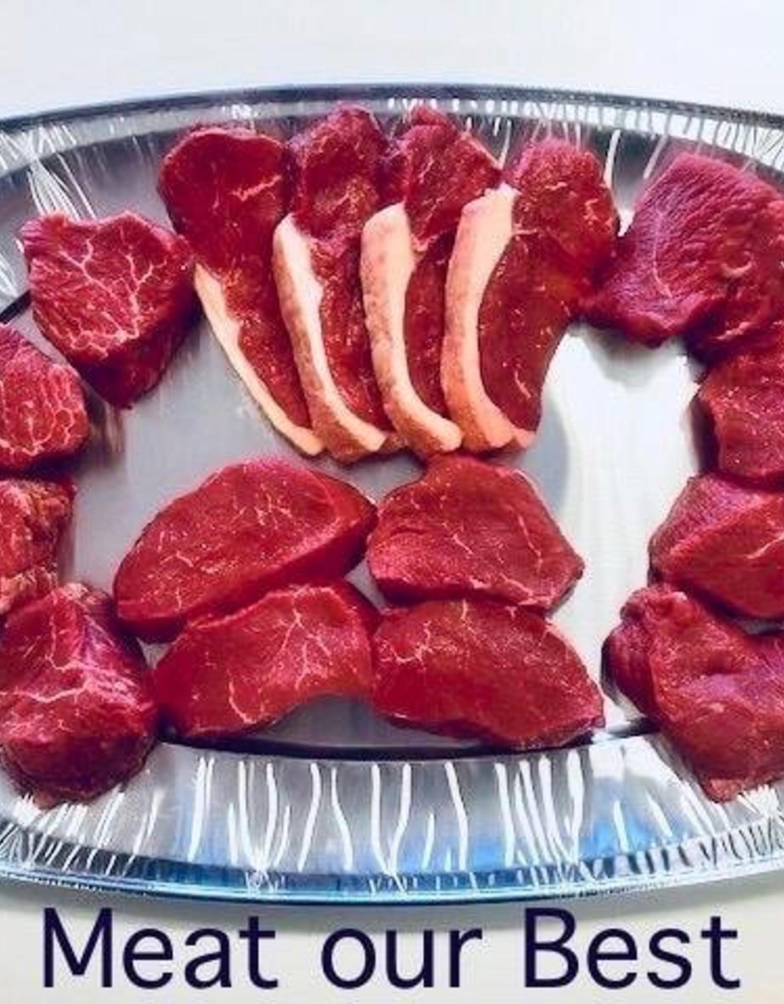 Meat our Best Pakket