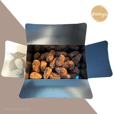500gr Belgische chocoladetruffels - schilfertruffels