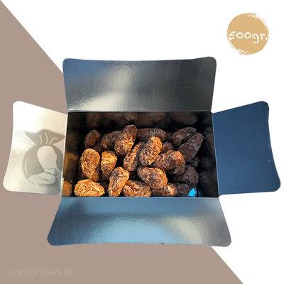 Chocoladetruffel met romige vulling